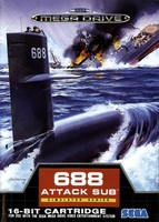 688 Attack Sub