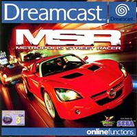 Metropolis Street Racer MSR