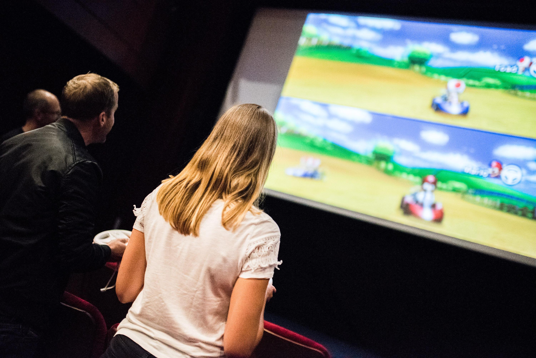 Animation Retrogaming After hours au Club de l'Etoile